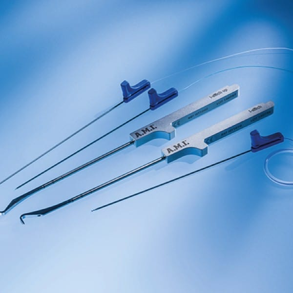 I-stitch instrumento de fijación