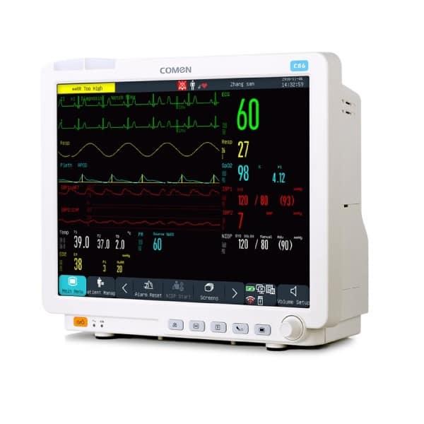 Monitor de signos vitales